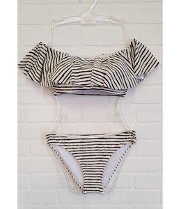 Stripe Swim Bottom  269