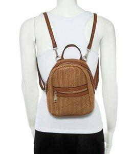 Mini Straw Backpack 102419