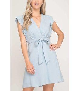 Wrap Dress 7229