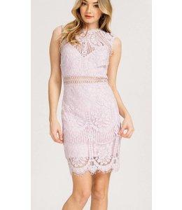 Lace Dress 5346