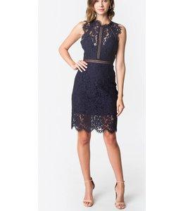 SL Lace Detail Dress 11857