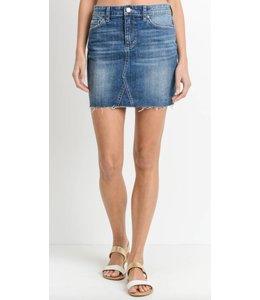 JB Scissor Cut Mini Skirt 368