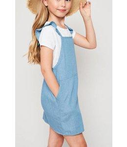 HG Kids Denim Dress 6205