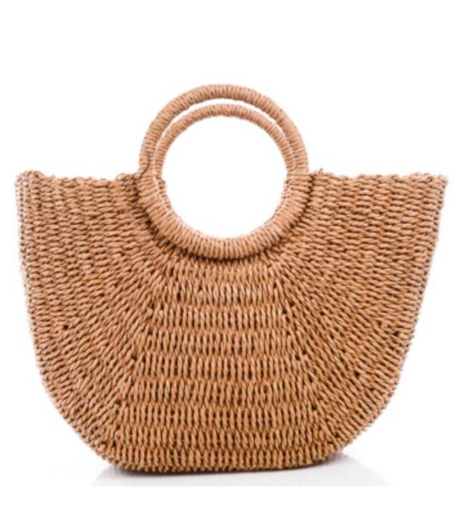 FME Top Handle Woven Tote 120