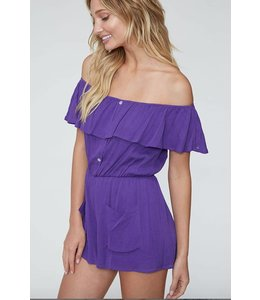 724b2a97b188 PLC Off the Shoulder Romper 36085