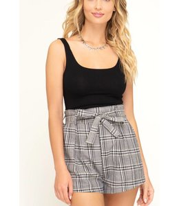 48f28be187f29 SS Plaid Tie Shorts 7598