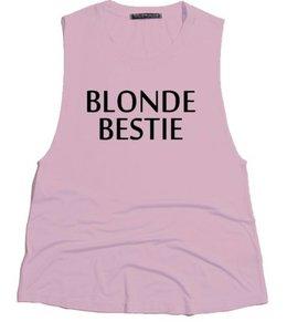 RR Blonde Bestie Tank 3359