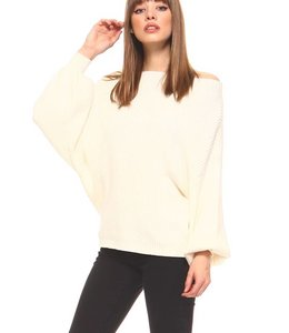 TC Off the Shoulder Sweater 2251