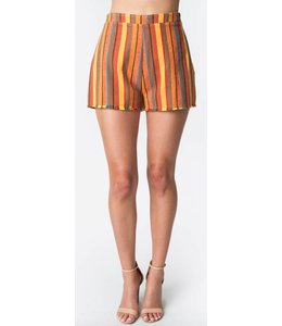 SL Stripe Shorts 2473