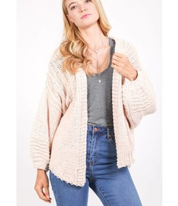 VJ Knitted Cardigan 1345