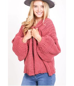 VJ Knitted Cardigan 1345