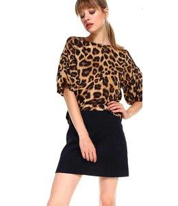 TC Leopard Print Top 6734