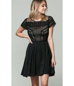 BT Lace/Crochet Dress 2093