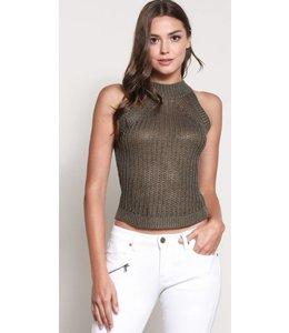 WL Crop Sweater 5871
