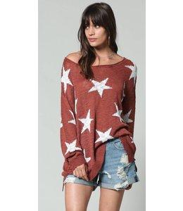 BT Stars Sweater 1003