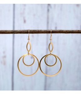 IDJ Saturn Earring