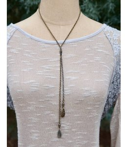 IDJ Enchanted Lariat Necklace