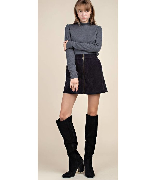 MS Corduroy Skirt 90056