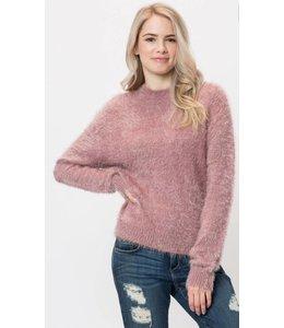 Shoe Shi Furry Sweater 9362