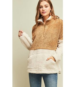 Shoe Shi Two Tone Sherpa 8671