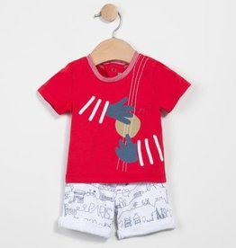 Catimini Catimini - Ensemble Short et T-Shirt