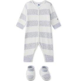 Petit Bateau Petit bateau - Pyjama et chaussons