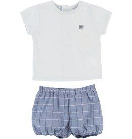 Carrement Beau Carrément Beau - Ensemble T-Shirt et Culotte
