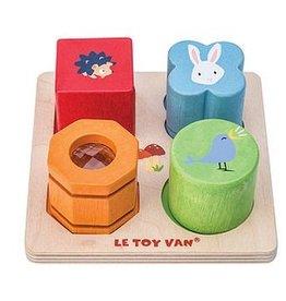 Le Toy Van Le Toy Van - Jeu sensoriel de reconnaissance
