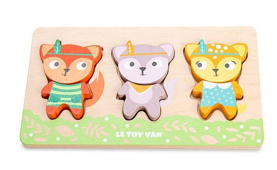 Le Toy Van Le Toy Van - Puzzle en bois