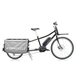 Xtracycle Edgerunner 8e w/Porter Rack - Black