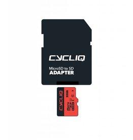 Cycliq 32GB microSDHC Card + Adapter
