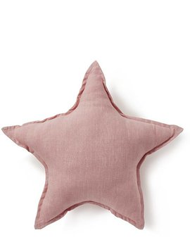 Nana Huchy Star Cushion - Pink
