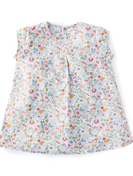"Hazel Village Liberty Of London ""Sweet Rose"" Dress For Dolls"
