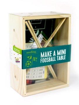 Seedling. Make A Mini Foosball Table