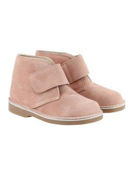 Alerin Desert Boots Suede Rose