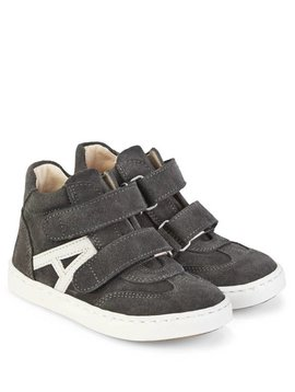 Angulus High-Top Sneaker - Antartic Grey