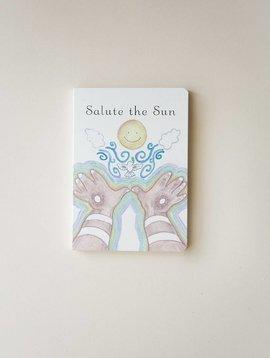 Summer & Storm Salute The Sun