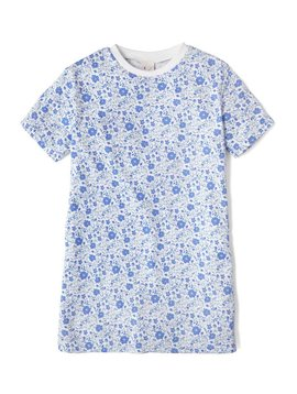 Sleepy Doe Kids Lounge Dress - Dancing Floral