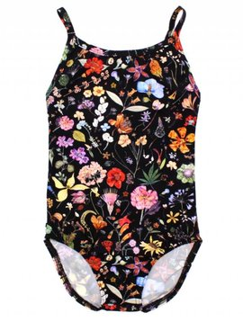 Christina Rohde Floral One-piece Bathing Suit