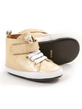 Pretty Brave Hi-Top - Goldie