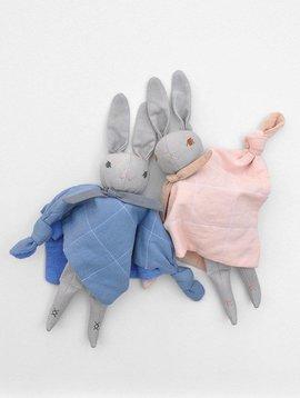 Polka Dot Club PDC Cuddling Rabbits