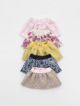 Polka Dot Club Floppy Skirt