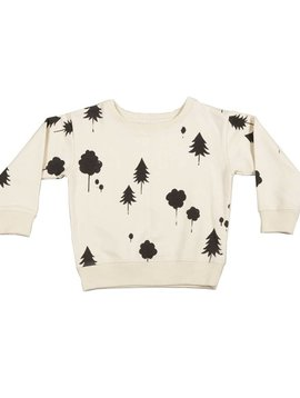 Rylee + Cru Forest Sweater