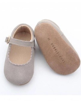 Hubble + Duke Primrosa Mary Jane - Grey Suede