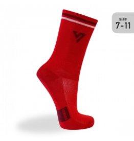 Versus Red (Race) Socks Size 7-11