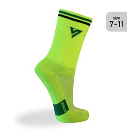 Versus Yellow (Race) Socks Size 7-11
