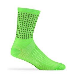 Capo Capo Strada Green Socks Size L/XL