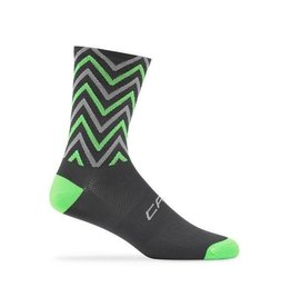 Capo Capo Vivo Green Socks Size L/XL