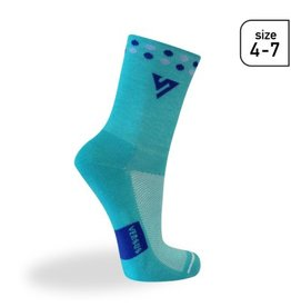 Versus Versus Mint (Trail) Socks Size 4-7