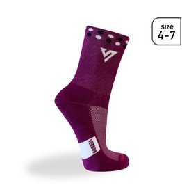 Versus Versus Purple (Trail) Socks Size 4-7